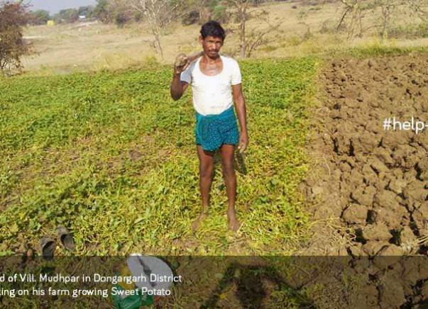 Support! Our Hero Farmer Mr. Narad To Improve His Life