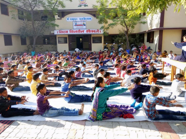Better Health For Young India By Yoga