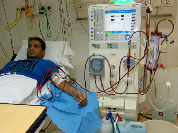 Need Financial Assistance For Kidney Transplant