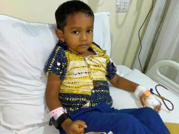 Help Surya Who Is Suffering From stage-4 Neuroblastoma