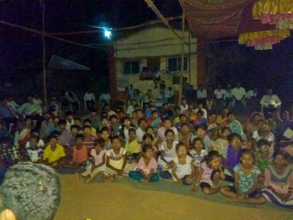 Medicine and Food Distribution in Remote Villages