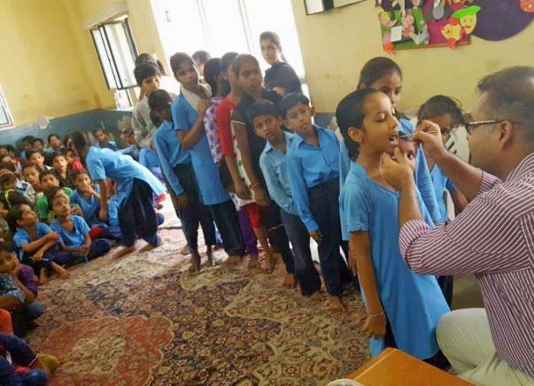 Help Children Achieve Freedom Through Education