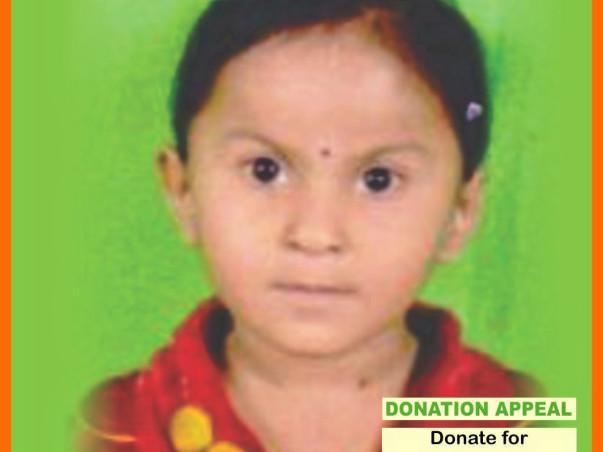 Help Little Girl Avika For Kidney Transplant