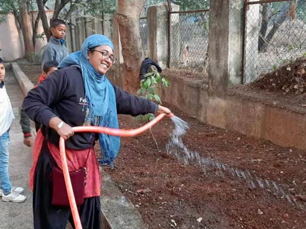 Help Ahilyadevi Holkar EMS Build a Rain Water Harvesting System