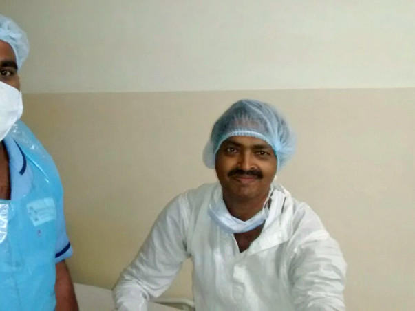Help Mr. Amar Singh fight leukemia (Blood Cancer).