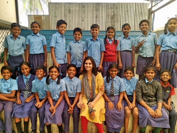 UDAAN - Help My Students Spread Their Wings and Soar!