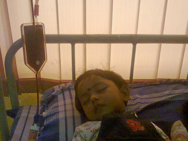 Help our child Deepali Fight Thallasaemia (a blood disorder)