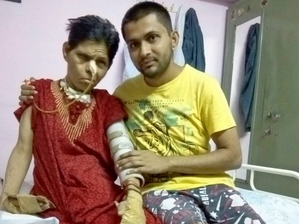 Help A Mother To Survive From Pontine Brain Hemorrhage