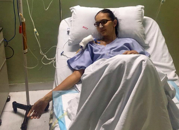 1 Bad Fall Cost This Woman Over 7 Months On A Hospital Bed