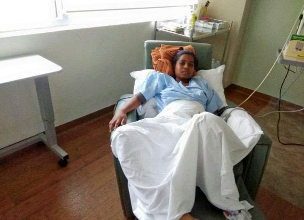 Help 17-Year-Old Manju Who Suffers From Acute Liver Failure