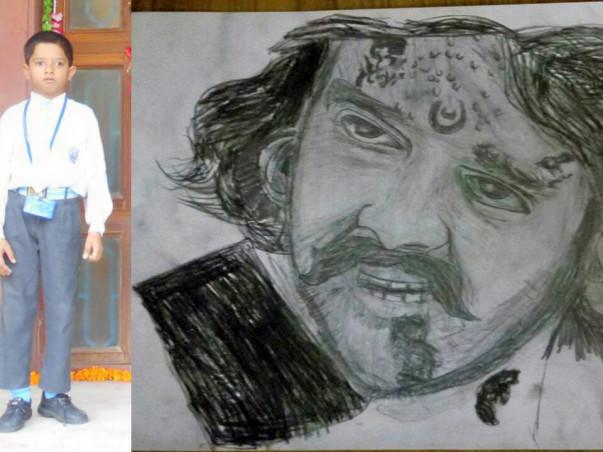 Help Daksh To Become An Artist