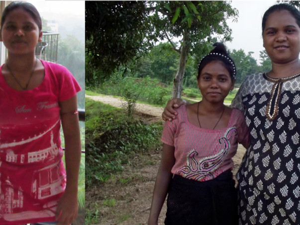 I am fundraising to help Sumitra & Lilima to be first graduates of their family