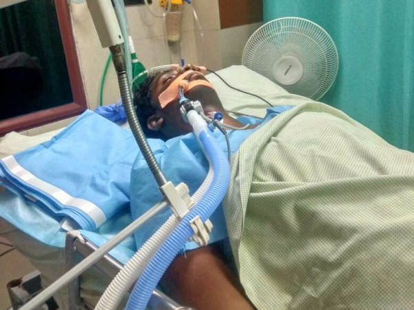 An Accident Almost Took My Brother Life Away. Help Me Save Him