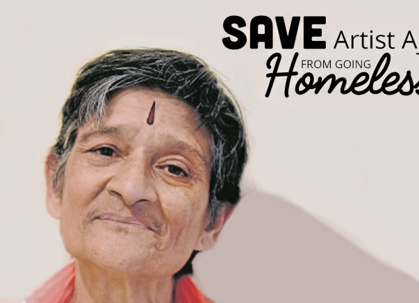 Malini Ajji Will Go Homeless Without Your Support