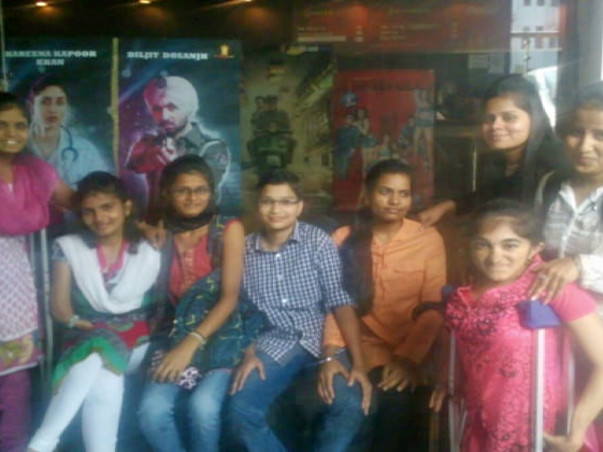 Support differently abled girls through their education