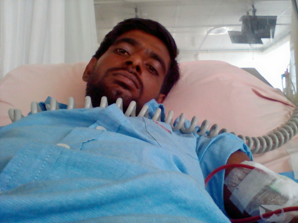 Help Shankar Who Is Surviving After His Second Kidney Transplant