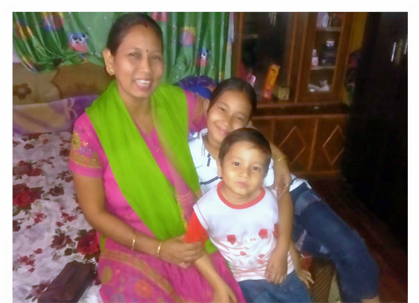 Help Lotika Fight Breast Cancer And Live For Her Kids!