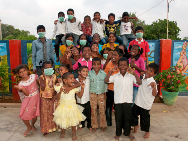 Help Children affected/infected with HIV/AIDS