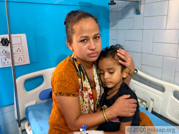 Support Suraj Bhandari Fight From B-Acute Lymphoblastic Leukemia!