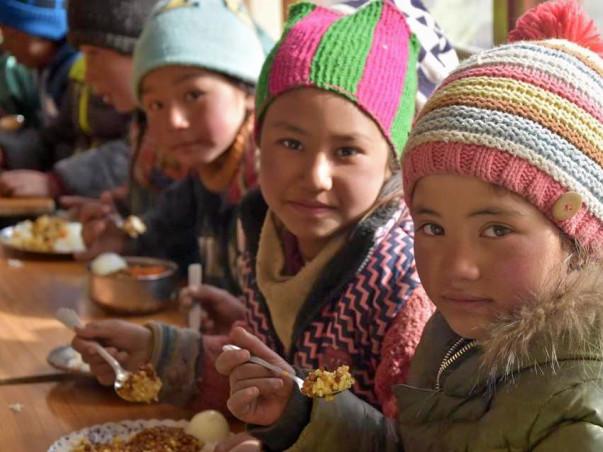 "Donate for ""3rd Alternative Skill Based Winter Camp"" for 100+ Kids"