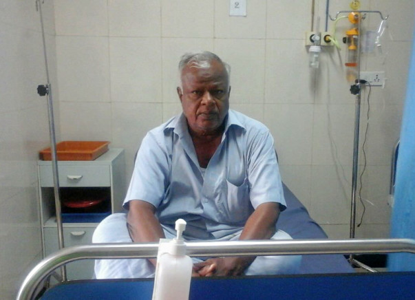 Help Ranganathan Undergo An Urgent Heart Surgery