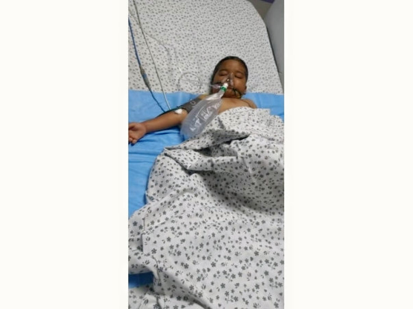 Help 4-Year-Old Bobby Undergo Kidney Transplant