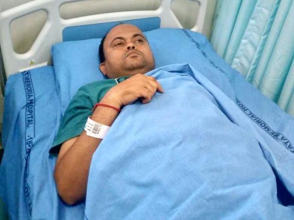 Help Binoy Fight Cancer
