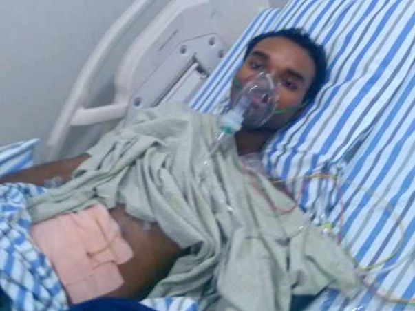 Help Subrata Undergo Throat Surgery