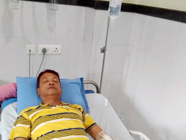 Help (Prabhat) Fight Cancer