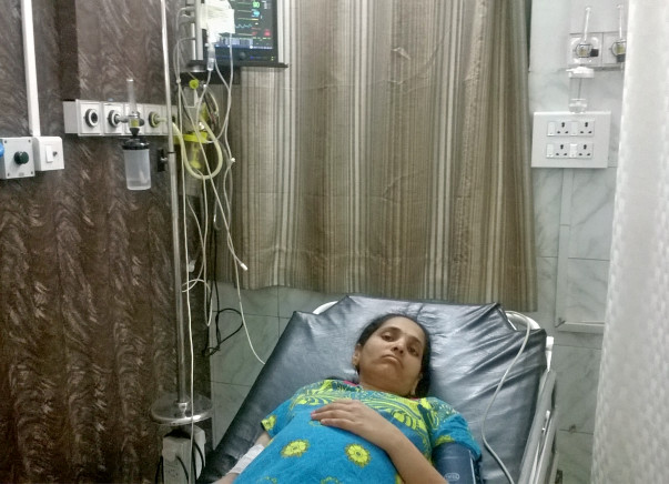 Help Struggling Domestic Help MOTHER to Save her Daughter's Life