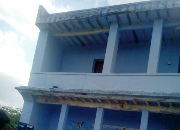 First Indian freedom fighter azahgumuthu kone palace construction work