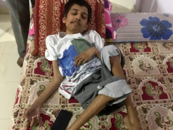Help Gaurav Get Treated for Muscular Dystrophy