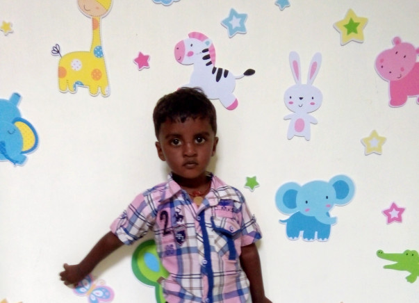 3-year-old Hari's Heart Is Giving Way. He Needs Your Help To Survive.