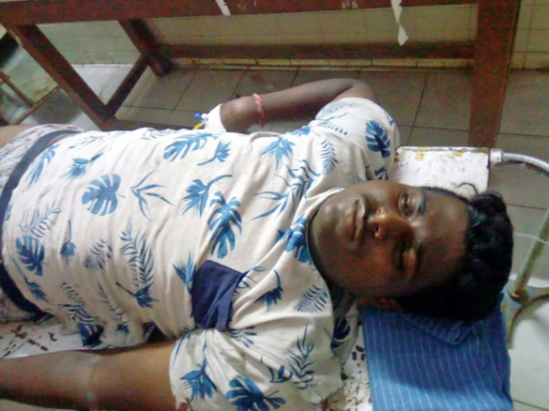 Mushinam Akhiranandan met with Train Accident.. Please help