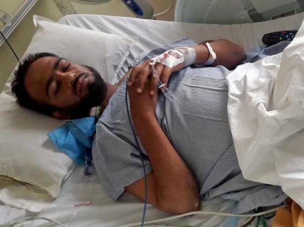 Kindly please Help Naseer Undergo Kidney Transplant.