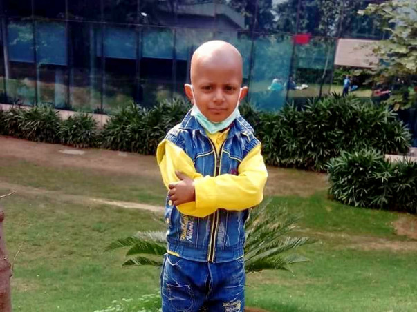 Help Shubham fighting blood cancer and undergo bone marrow transplant