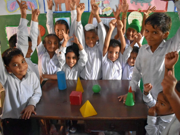 Help Govt. Primary School in Rural Punjab Raise Funds for its Children
