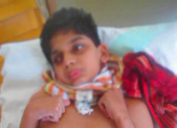 Health Support To Phanindra