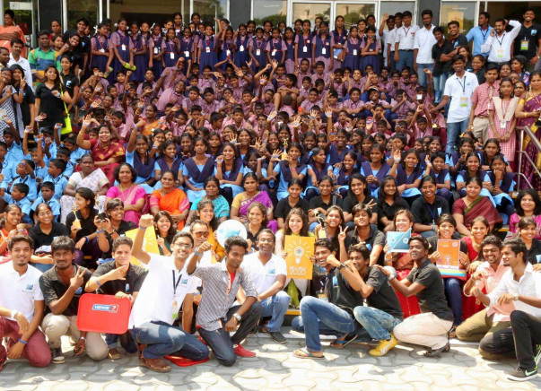 Help Blink Provide Holistic Education At Govt, Rural Schools