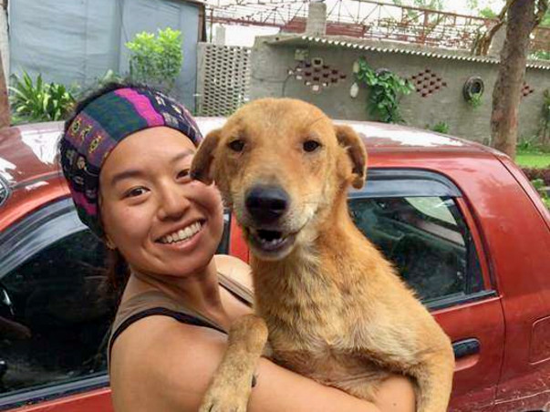 Help Bhoora Fly To His Forever Home