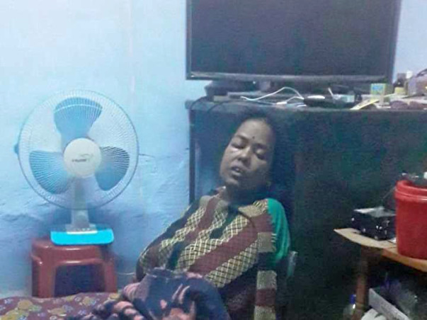 Support Poongothai Recover From Kidney Disease