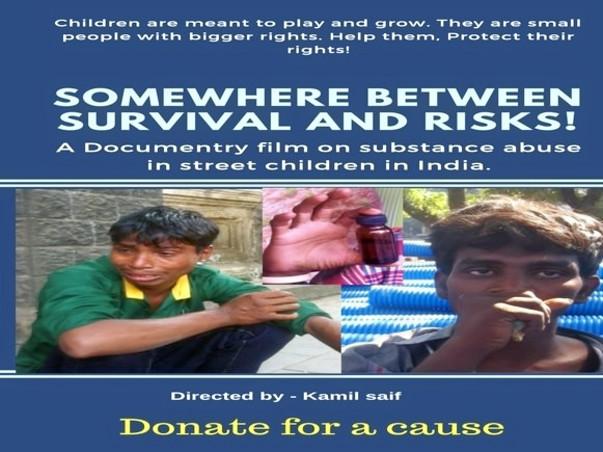 Help Kamil Raise Awareness Against Substance Abuse