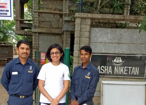 Ashaniketan- Let's Give Them A Home That Is Well Maintained