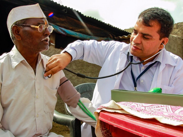 Help Dr. Swapnil Mane Treat Poor Cancer Patients for Free