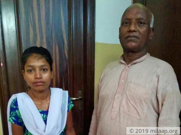 Help Manju Recover From Ankylosing Spondylitis