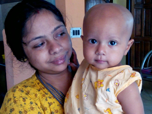 Donate for Shridatri's Fight With Cancer