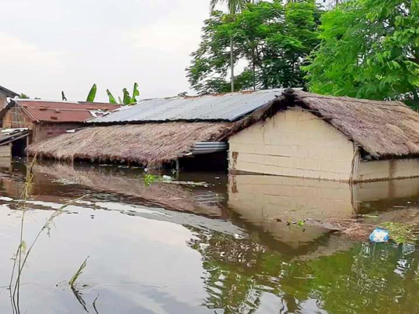 Support Assam for Flood