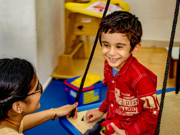 Help A Child With A Developmental Disability Reach Full Potential