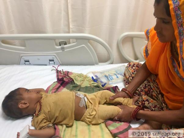 Help Kalu Ram Meena Fight Renal Disorder