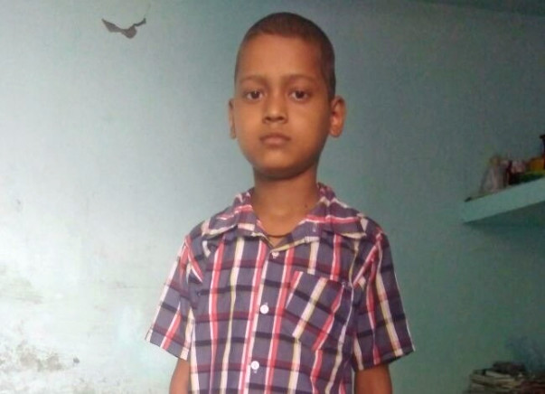 Save Ayush 12 yrs old boy only son of a Retired Army man